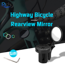 RICHY Ultra light Road  Bike Rearview Mirror 360 Rotation Reflector Safety 20-40meters Bicycle Accessories
