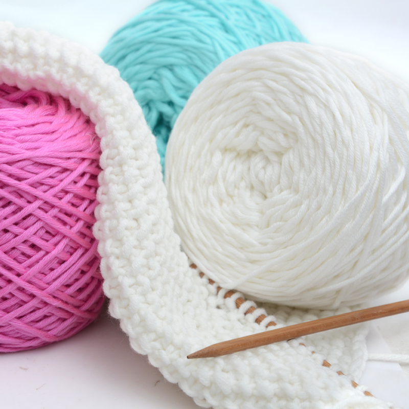 600g/Lot 3 Balls Natural Silk Soft Smooth Natural Bamboo Cotton Knitting Yarn For Crochet Hand Knitting Yarn China Laine Coton