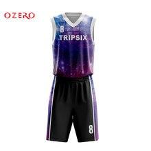 6568c080b49 Équipe de basket-ball personnalisé jersey pleine sublimation de basket-ball  réversible gilet maille polyester top qualité
