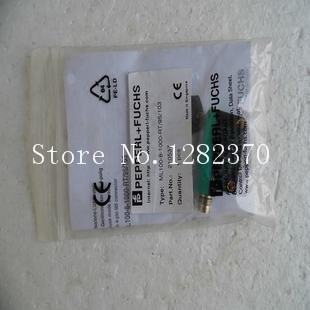 [SA] New original authentic special sales P + F Sensor ML100-8-1000-RT / 95/103 spot [sa] new original authentic special sales p f sensor nbb5 18gm50 e2 c3 v1 spot 2pcs lot