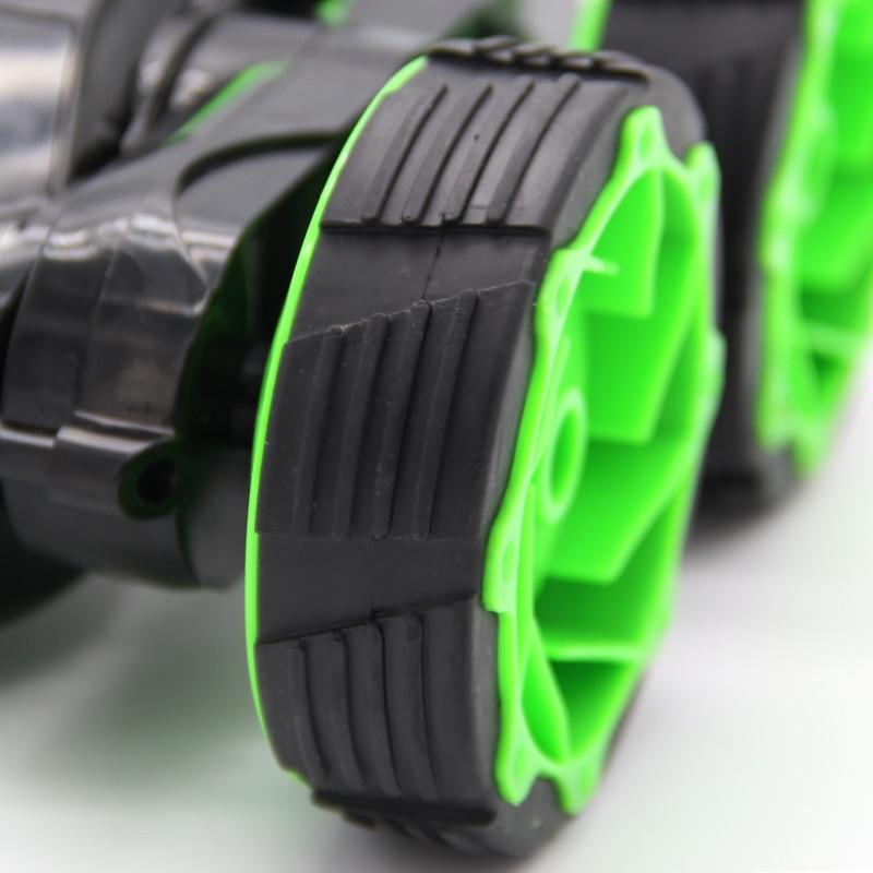 RC Car 4WD Truck Scale Cüt tərəfli 2.4GHz Bir açar - Uzaqdan idarə olunan oyuncaqlar - Fotoqrafiya 4
