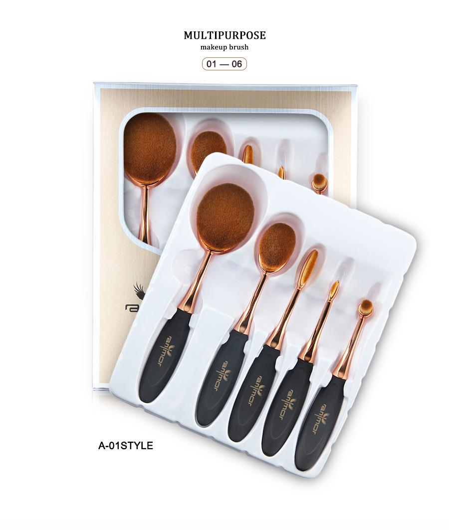 makeup brush set (1)