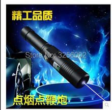 High Power Military 50w 50000m Blue Laser Pointer 450nm Flashlight light Burning Match/candle lit cigarette wicked Lazer Hunting