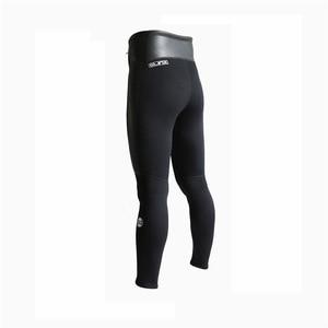 Image 4 - водолазный костюм SLINX 2 мм неопреновые длинные брюки, унисекс, согревающие для Гидрокостюма, серфинга, подводного плавания, виндсерфинга, рыбалки