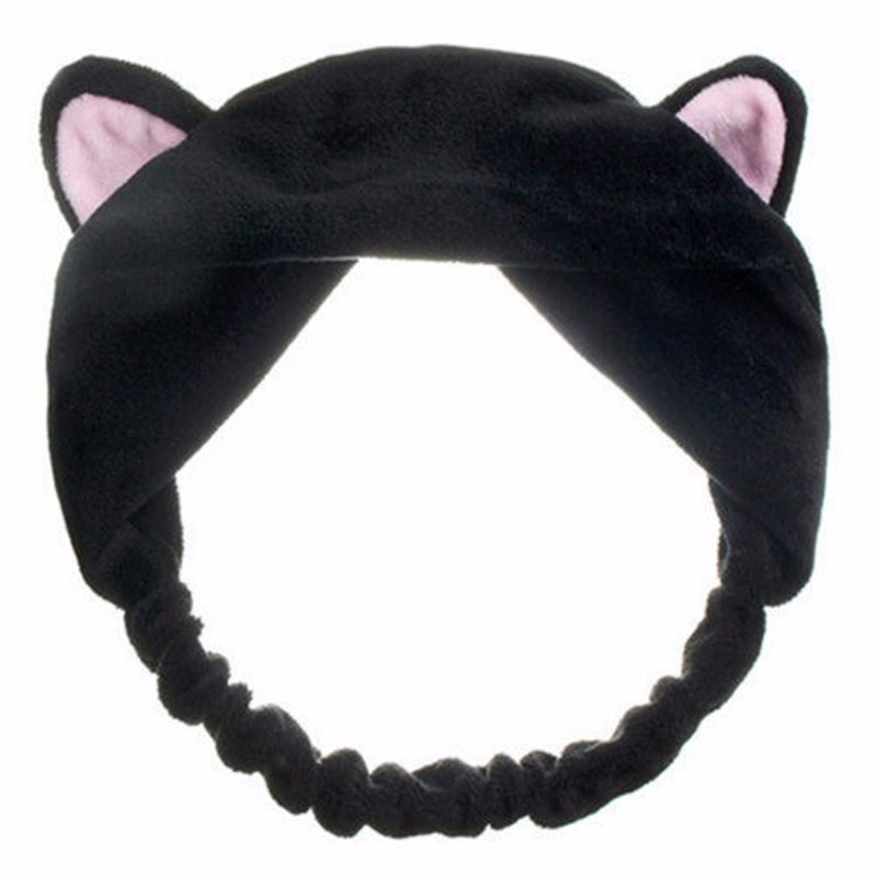 Womens Girls <font><b>Grail</b></font> Cute Cat Ears Headband Hair Head Band Party Gift Headdress Hair Band Accessories
