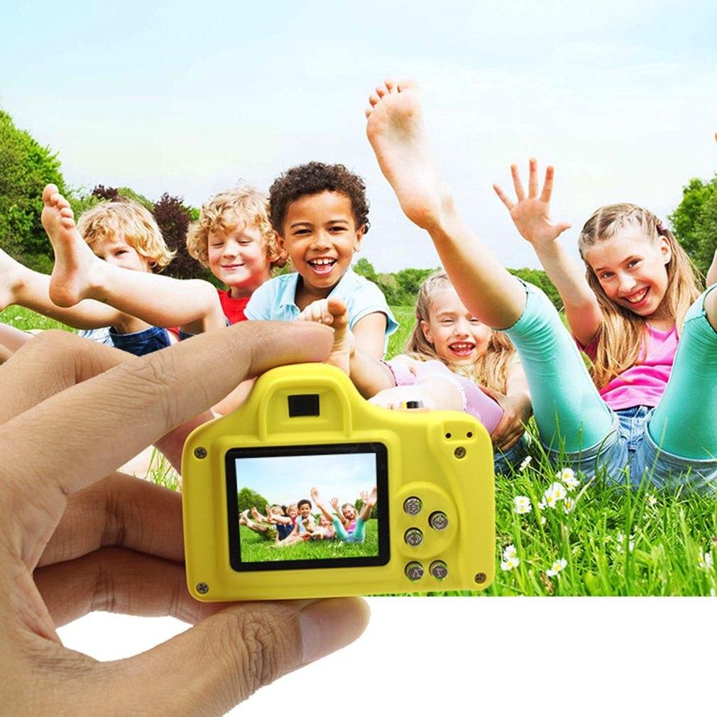 Multifonction 1.5 Pouces 2MP 1080 P LSR Cam appareil photo numérique pour Enfants Bébé pince coupante Caméra DV Enfants Enfants Cadeaux Jouets Électroniques