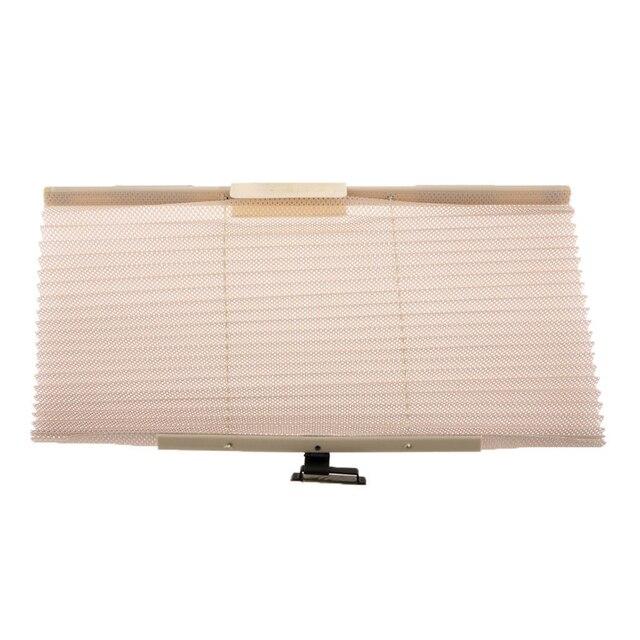 Car Sunshade Blinds Retractable Curtains UV Protection Cover Side Window Sun Visor Auto Sun Shade 60*46CM 3