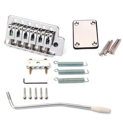 NEW Replacement Electric Guitar Tremolo Bridge Neck Plate Kit for Stratocaster Strat