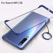 Ikrsses Case For Xiaomi mi 9 Protection Airbag Bumper Four Corner Anti-drop Half pack Case For Xiaomi mi 9 mi 9 SE Cover