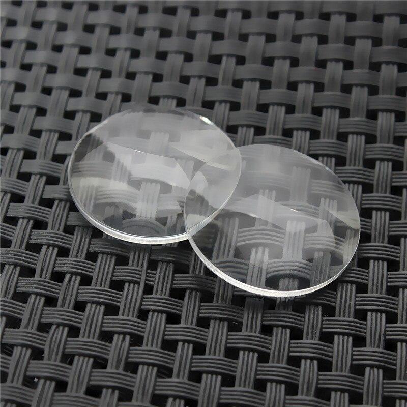 2pcs/lot 25mm x 45mm BiConvex <font><b>Lens</b></font> <font><b>for</b></font> Google Cardboard <font><b>DIY</b></font> 3D <font><b>VR</b></font> <font><b>Glasses</b></font> High quality