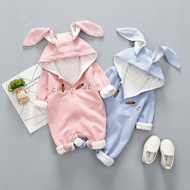 newborn baby girl boys clothes sports outerwear romper suit for toddler baby girl boy casual hooded jacket rompers clothing sets