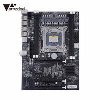 Amzdeal высокое Скорость X79 материнской Extender переходной платы разгибателей Совета Профессиональный LGA 2011 рабочего сервер для Intel E5 I7
