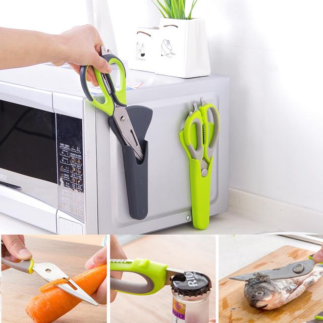 Multi Function Kitchen Scissors