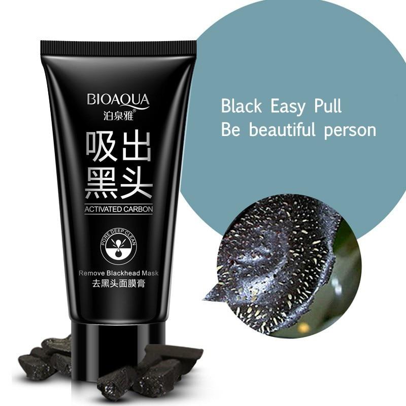 BIOAQUA Cuidado de la piel Lodo negro Mascarilla facial Facial - Cuidado de la piel - foto 4