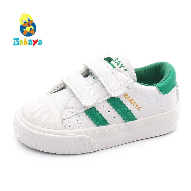 Babaya Shoes Baby-Boy Soft-Bottom Toddler Girls Spring 1-3-Years-Old Children