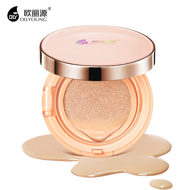 Air Cushion BB Cream Korean Cosmetics Concealer Makeup Matte Finish White Moisturizing CC Creme Waterproof Palette Foundation