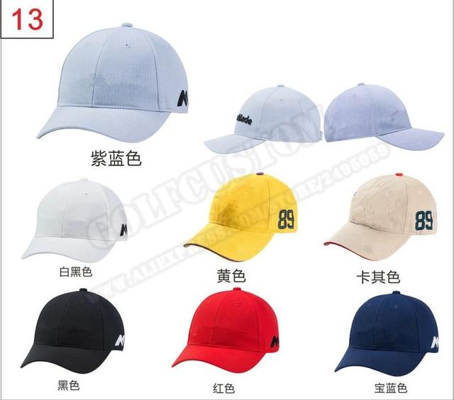 OEM ODM Golf cap Unisex Summer Outdoor Anti UV Sun Protection Golf hats    wholesale Sports Multicolor caps 54de28db6e8