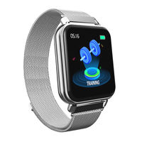 Y6 Pro Smart watch men bluetooth smart wristband watch heart rate monitor blood pressure oxygen sleep monitor fitness tracker