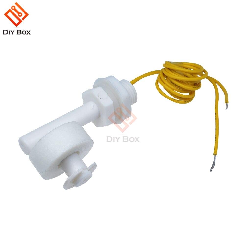 1Pc Plastic Water Level Sensor Horizontal Float Switch For Aquariums Fish ~