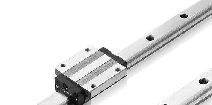 TRH15FN rail 480mm take with 2 pc block bearing TRH15FN