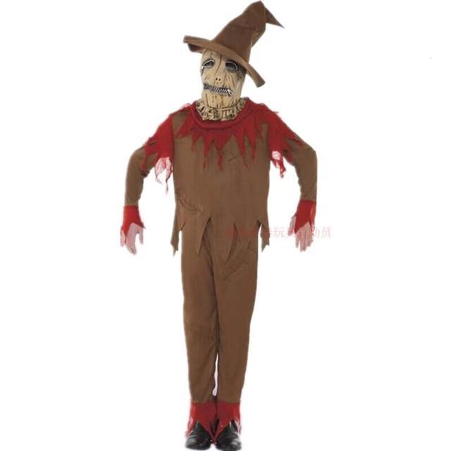 Zombie Kostüm Cosplay Erwachsene Horror Kleidung Halloween Party