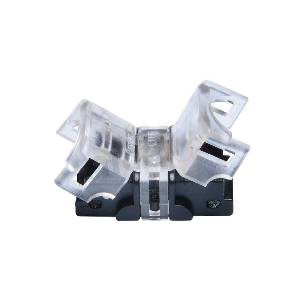 5 шт. 2 Pin светодиодные ленты для прокладки Соединительный разъем для 8 мм SMD 2835 3528 3014 IP65 Водонепроницаемый одноцветный проводник клеммные блоки