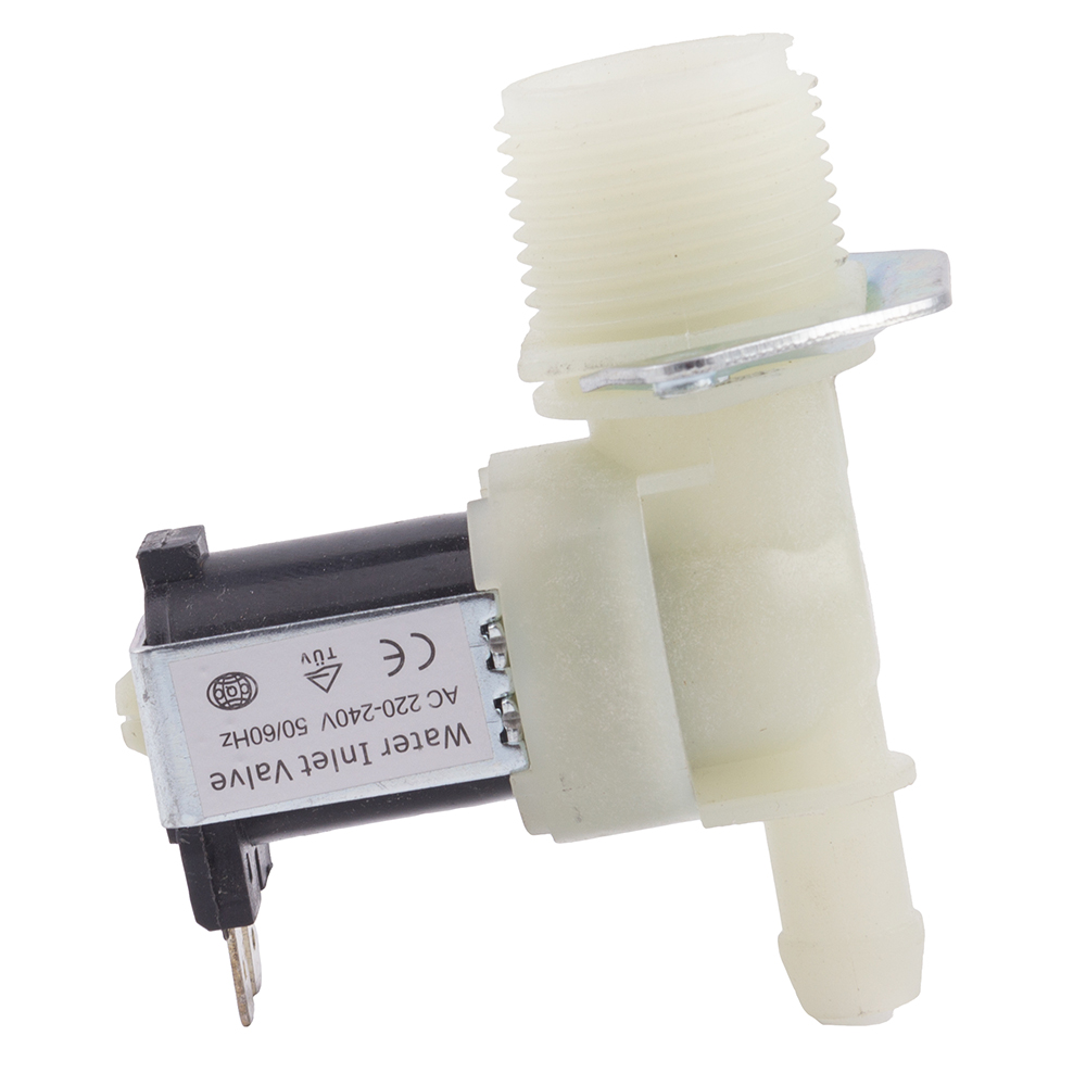 Ultra Durable Washing Machine Water Inlet Valve JSF2 Single Inlet Solenoid Valve Common Washer Replacement Assembly