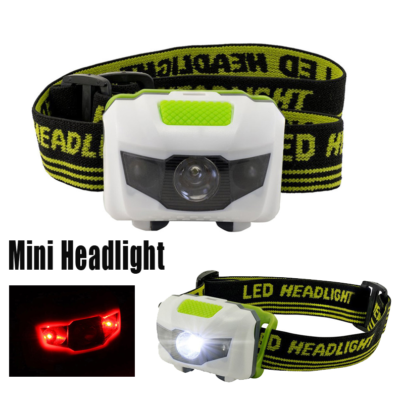 1200Lm Bright Cree LED Headlamp Headlight Waterproof Handy Motile LED Head Light Lamp for Outdoor Cycling