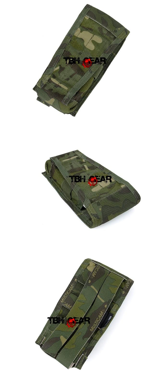 TMC2343-MTP Details about  /TMC CP Style 5.56 Single Mag Pouch Multicam Tropic