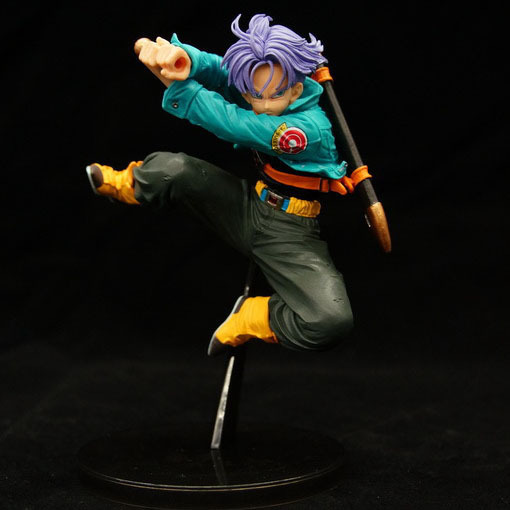 Dragon Ball Z Super Saiyan Trunks Action Figure PVC Collection Figure Toy