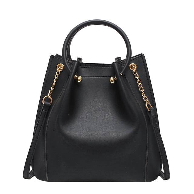 Fashion Women Handbag pu Leather Women Shoulder Bags  Famous Brand Designer Women Bags Ladies Casual sac a main 6