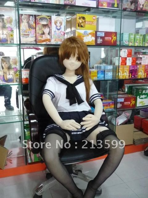 Free Shipping -  Hot Fabric Silicon Love Dolls Sex doll/ Men's Sex Love Doll 150m Men's Sex Toy Male Masturbation