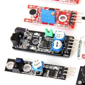 Image 5 - 37 IN 1 BOX Sensor Kits /37 SENSOR KIT For Arduino HIGH QUALITY FREE SHIPPING