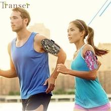 Transer FishSunDay Sports activities Working Jogging Gymnasium Armband Arm Band Holder Bag For Cellular Telephones Levert Dropship Feb16