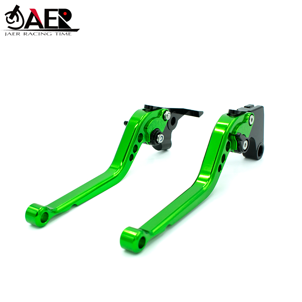 Image 2 - JEAR CNC Long Motorcycle Brake Clutch Levers For Kawasaki VERSYS 1000 Z1000 ZX10R ZX9R ZX12R ZZR600 ZX6R ZX636R ZX6RR-in Levers, Ropes & Cables from Automobiles & Motorcycles