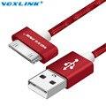 Voxlink original de 30 pinos cabo usb para iphone 4 4s cabo do carregador de sincronização de dados cabo de carregamento para ipad 2 3