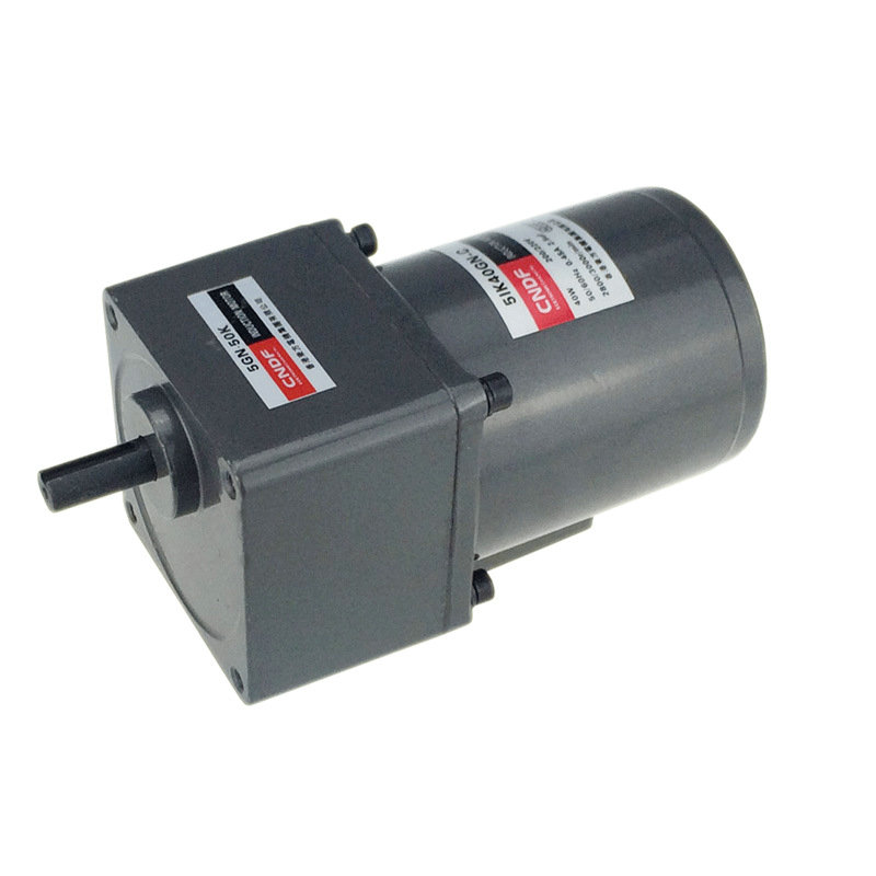 Induction Motor 5IK40GN 40W  Constant speed  220VAC Gear Motor complete set with capacitance output speed 8RPM 10RPM ~500RPM home furnishings oriental motor motor speed ss32e sssd vac 220 220