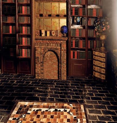 Bücherregal gemalt  Online Kaufen Großhandel gemalt bücherregal aus China gemalt ...