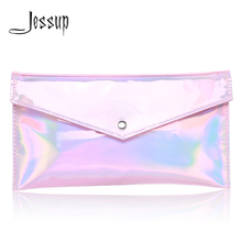 New Arrival Jessup Pink Cosmetic bag set for Makeup
