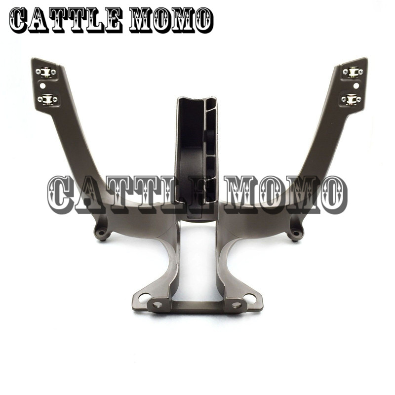 Motorcycle Front Upper Fairing Stay Bracket For Ducati 1098 2007 2008 1198 2009 2010 2011 motorcycle front