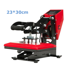 23 30cm Small Heat Press Machine Manual direct press hot stamping machine Streamlined hand bronzing machine