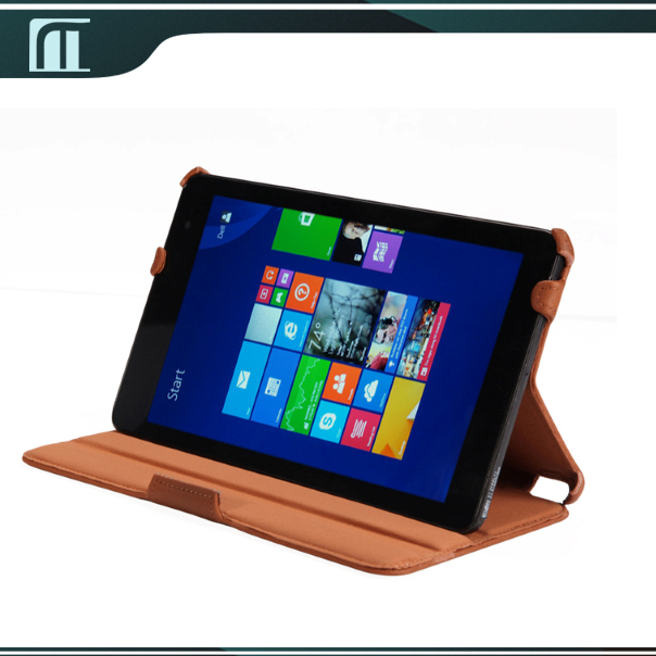 2 Different Stand Degree PU Leather Case for Dell Venue 8 Pro Cover for Tablet Dell Venue 8 Pro Case Free Shipping
