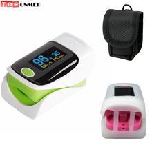 Пульсоксиметр SPO2 PR индикатор насыщения кислородом OLED дисплей предупредительный звуковой сигнал прибор для измерения давления pulso+ сумка/резина/Чехол опционально