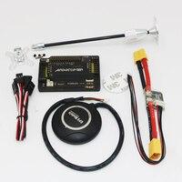 Wholesale APM 2 8 ArduPilot Mega External Compass APM Flight Controller W Ublox NEO 6M GPS