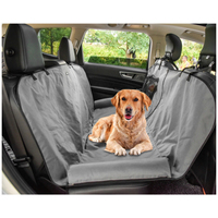 CARGOOL Car Pet Seat Cover Waterproof Adjustable Car Backseat Cover Antislip Vehicle Seat Protector for Dogs Cats