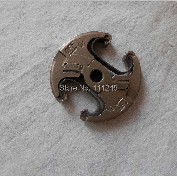 CLUTCH ASSEMBLY  FITS HUS. CHAINSAW 340 345 346 XP  350 351  FREE SHIPPING  CLUTCH SHOE ASSY   CHAIN SAW PARTS  503 8159-01 2 x oil seal clutch side big for chainsaw hus 362 365 371 k 372 xp free shipping chain saw oil seal repl p n 503 26 03 01