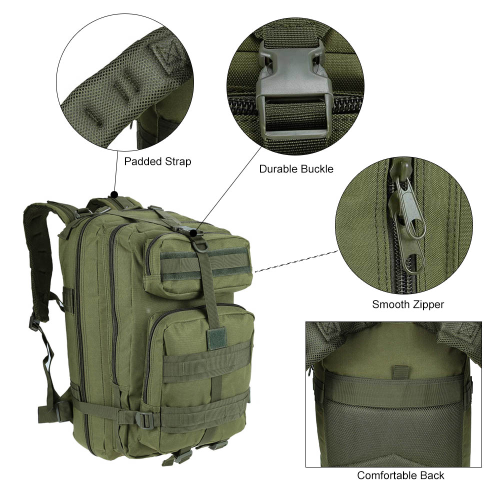 MOLLE Multifunction discount Outdoor 19