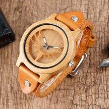Steampunk Design Wood Watches