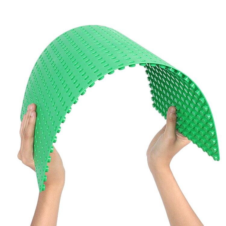 512 Duploe gran ladrillos placa Base 16 32 puntos 51 25 5 cm placa Base bloques de construccion de juguetes para los ninos compa in Blocks from Toys Hobbies
