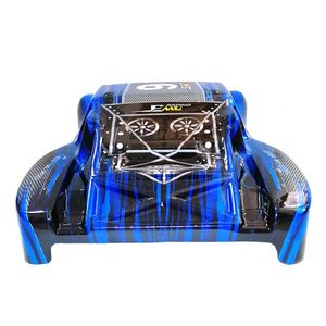 Image 5 - 2020 New HQ 727 PVC Car Shell Surface Body M0280 for 1/10 4X4  Slash Case